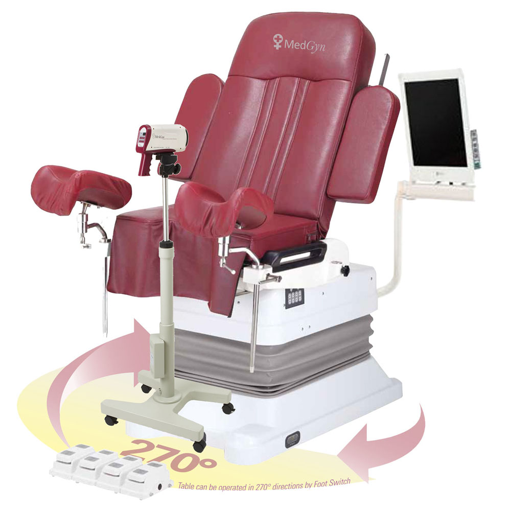 GET-100 Examination Chair - MedGyn on