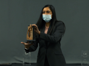 MedGyn COO Receives Baldrige Award from IMEC